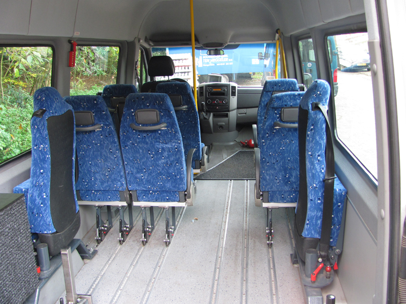 Ruime zitplaatsen